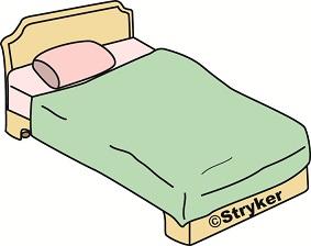 ベッドのみ